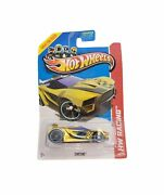2013 Hot Wheels Chicane Hw Racing 149 Gold New In Package See Notes