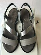 Brand New Brunello Cucinelli Leather Sandals Shoes Flats 39 1,395 Sold Out