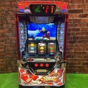 Street Fighter V Pachi-slot Pachinko Machine Selectable Coin-free Or Token Play