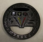 Command Group Communications Special Warfare Devgru Seal Team 6 Challenge Coin