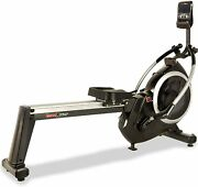 Magnetic Rower Rowing Machine With 15 Workout Programs And 16 Levels