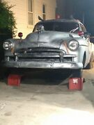 1950 Chevy Styleline 235 Engine Frame And Power Glide Trans