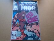 The Mighty Thor 411 1st Cameo New Warriors Marvel Comics 1989 Nm