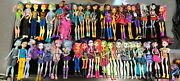 Monster High Doll And Playset Lot Used And New