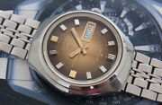 Nice Vintage Seiko Lm Lord Matic 5606-7300 Automatic 25 Jewels Japan Watch