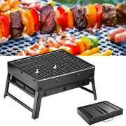 Bbq Grill Kitchen Bar Supplies Outdoor Portable Terrace Barbecue Camping