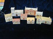 Wade England Whimsey On Why Village Building Lot Of 8 Buildings