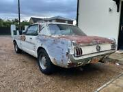 1966 Ford Mustang Running Project V8