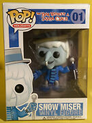 New Funko Pop - Snow Miser The Year Without A Santa Claus 01