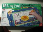 Leap Pad Plus Writing Learning System By Leap Frog, Brand New And Sealed Dented