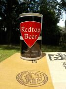 Redtop By Associated Straight Steel Old Beer Can