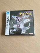 Pokemon Pearl Version Nintendo Ds Factory Sealed Authentic