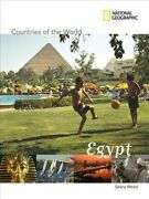 Countries Of The World Egypt, Library By Wood, Selina, Acceptable Condition, ...