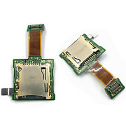 Game Console Repair Parts Tf Card Slot Sd Memory Card For New 3ds Game Machine