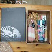 Starbucks Korea Summer Hibiscus Cold Cup 710ml Dhl From South Korea