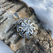 Light With The Star Of Russia Wisdom And Strength Of Ancestors Slavic Amulet
