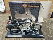 Harley Davidson Softtail Fully Tested And Working Landline Telephone Boxed