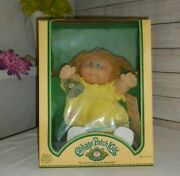 New Vintage 1983 Coleco Kt Cabbage Patch Doll Still In Box