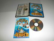 Revenge Of The Nerds And Ii Nerds In Paradise Double Feature Dvd Oop + Fast Ship