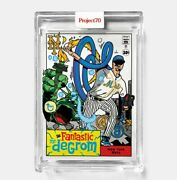 Topps Project 70 Card 426 - Jacob Degrom By Ermsy - Presale
