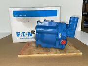 Vickers Eaton Pve19 Hydraulic Piston Pump 02-341787 Great Condition Us Shipping
