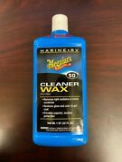 Meguiar's M50 Marine Boat Rv 1-step Cleaner Wax Scratches Oxidation Protection