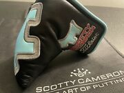 Scotty Cameron Circle T Dog Cover - Scotty Cameron Gallery - Mid