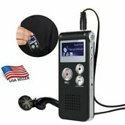 Paranormal Ghost Hunting Equipment Digital Evp Voice Activated Recorder Usb Tool
