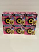 Lol Surprise Remix Hair Flip Doll With 15 Surprises Brand New Lot Of 6 Sealed