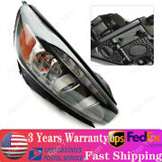 Headlights Front Right Clear Halogen Led Headlamp For 16-18 Kia Sorento Replace