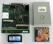 Jamma Capcom Street Fighter 3 Arcade Cps3 Board Motherboard With Manual