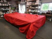 Suntracker 32235-22 Bass Buggy 18 Classic Pontoon Cover 2011 Red Marine Boat
