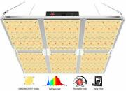 Mixjoy Led Grow Lights Gl-6000d/650w Full Spectrum With Samsung Lm301 Led Diodes