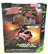 Air Hogs Rc Havoc Special Edition Helicopter Target Exclusive New Sealed Remote