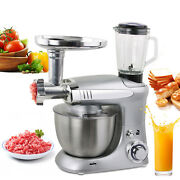 Electric Kitchen Flour Mixing Machine 6-gear Speed 4l Capacity Countertop Mixers