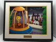 1997 Warner Brothers Animated Picture Tweety And Sylvester Looney Tunes 5883/9500