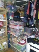 Over 1000 Ty Beanie Babies Huge Lot