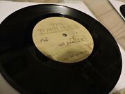 U2 Fire 7 Uk Double Sided Acetate From The Townhouse From Double Pack Wip 6848