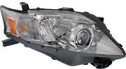 For Rx350 10-12 Head Lamp Rh, Assembly, Hid, Canada Built Vehicle