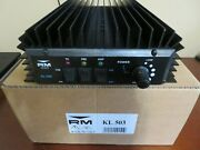 Rm Italy Kl503 Low Drive 25-30 Mhz Amplifier. 300 Watts. From Illinois Usa