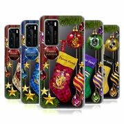 Personalized Harry Potter Christmas Ornaments Soft Gel Case For Huawei Phones 4