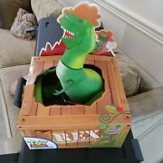 Ultra Rare Rex The Roarrand039n Dinosaur Toy Story Collection New Sealed In Box