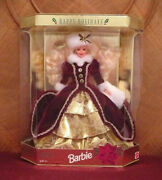 Happy Holidays Barbie 1996 Special Edition By Mattel - Nrfb - In Mint Condition