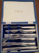 Scully And Scully Steak Knives Jdands 925