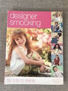 Sewing And Smocking Pattern Book Uncut Patterns Full Instructions 0-teen
