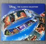 The Koin Club Disney Classics 04 Collection 4/6 Coins 24-carat Gold Plated
