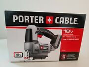 Porter-cable 18-volt Cordless Jig Saw Tool Only No Battery Pc18js