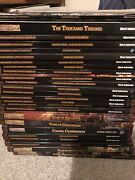 Warhammer Fantasy Roleplay Wfrp 2nd Edition Collection Bundle