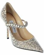 Jimmy Choo Bally 100 Suede Pump Womenand039s
