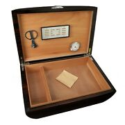Genuine New Bentley Cigar Humidor For Home Or Office